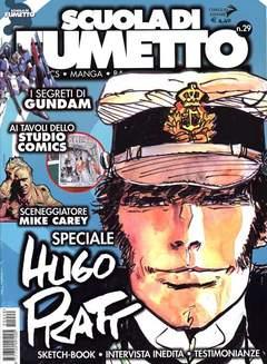 Copertina SCUOLA DI FUMETTO n.29 - SCUOLA DI FUMETTO           29, COMICOUT
