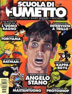 Copertina SCUOLA DI FUMETTO n.1 - SCUOLA DI FUMETTO            1, COMICOUT