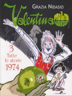 Copertina VALENTINA MELA VERDE (m4) n.3 - 1974/1975, COMICOUT