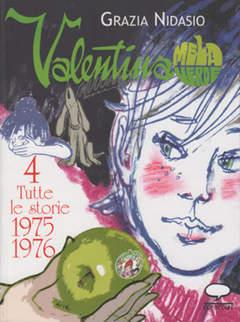 Copertina VALENTINA MELA VERDE (m4) n.4 - 1975/1976, COMICOUT