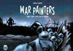 Copertina WAR PAINTERS n. - WAR PAINTERS, COMICOUT