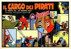 Copertina PHANTOM n.7 - IL CARGO DEI PIRATI 3 PARTE TESORO UOMO MASCHERATO, COMICS STARS IN THE WORLD