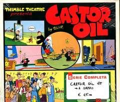Copertina SERIE COMPLETE COMICS STARS n.2 - CASTOR OIL + SAPPO, COMICS STARS IN THE WORLD