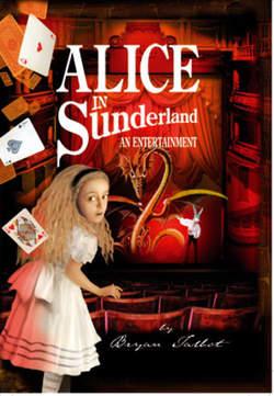 Copertina ALICE IN SUNDERLAND n. - ALICE IN SUNDERLAND, COMMA 22