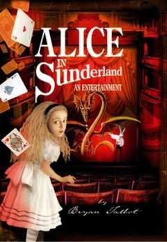 Copertina ALICE IN SUNDERLAND nuova ed. n. - ALICE IN SUNDERLAND - nuova edizione, COMMA 22