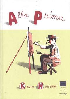 Copertina ALLA PRIMA n.0 - ALLA PRIMA, COMMA 22