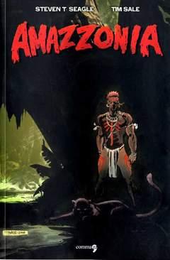 Copertina AMAZZONIA n. - AMAZZONIA, COMMA 22