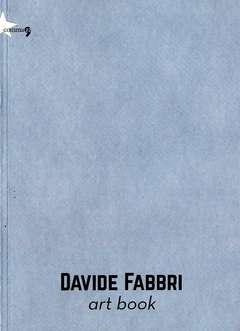 Copertina ART BOOK Variant n.1 - DAVIDE FABBRI, COMMA 22