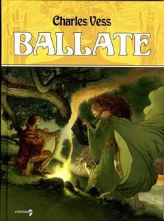 Copertina BALLATE n. - BALLATE, COMMA 22