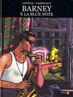 Copertina BARNEY E LA BLUE NOTE n. - BARNEY E LA BLUE NOTE, COMMA 22