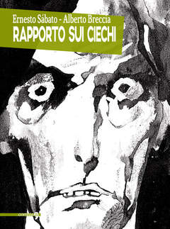 Copertina BRECCIA n. - RAPPORTO SUI CIECHI, COMMA 22