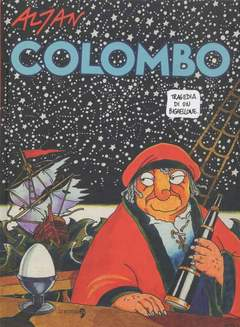 Copertina COLOMBO n. - COLOMBO, COMMA 22