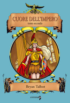 Copertina CUORE DELL'IMPERO n.2 - CUORE DELL'IMPERO - TOMO SECONDO, COMMA 22