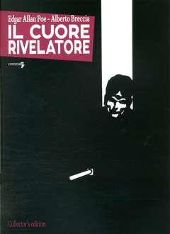 Copertina CUORE RIVELATORE n. - IL CUORE RIVELATORE, COMMA 22