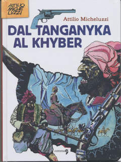 Copertina DAL TANGANICA AL KHYBER n. - DAL TANGANICA AL KHYBER, COMMA 22