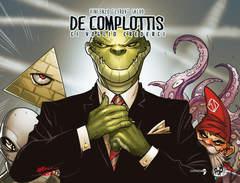 Copertina DE COMPLOTTIS Variant Cover n. - DE COMPLOTTIS - Variant Cover di E. LUPACCHINO, COMMA 22
