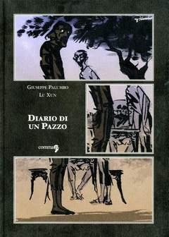 Copertina DIARIO DI UN PAZZO n. - DIARIO DI UN PAZZO, COMMA 22