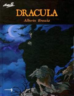Copertina DRACULA n. - DRACULA, COMMA 22