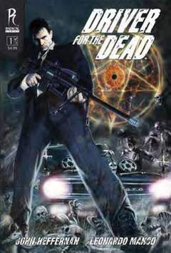 Copertina DRIVER FOR THE DEAD n. - DRIVER FOR THE DEAD, COMMA 22