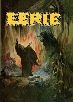 Copertina EERIE n.1 - EERIE, COMMA 22