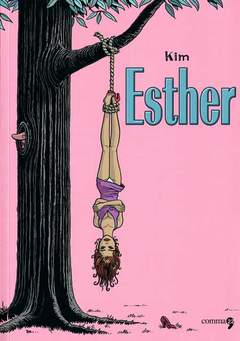 Copertina ESTHER n. - ESTHER, COMMA 22