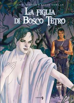 Copertina FIGLIA DI BOSCO TETRO n. - LA FIGLIA DI BOSCO TETRO, COMMA 22
