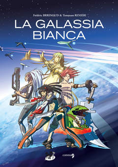Copertina GALASSIA BIANCA n. - LA GALASSIA BIANCA, COMMA 22