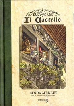 Copertina IL CASTELLO n. - IL CASTELLO, COMMA 22