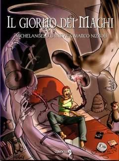 Copertina IL GIORNO DEI MAGHI n.1 - IL GIORNO DEI MAGHI VOL. 1, COMMA 22