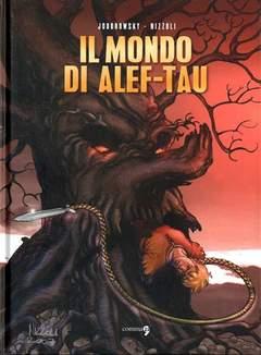 Copertina IL MONDO DI ALEF TAU n. - IL MONDO DI ALEF TAU, COMMA 22