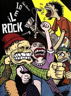 Copertina IO E IL ROCK n. - IO E IL ROCK, COMMA 22