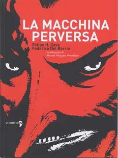 Copertina LA MACCHINA PERVERSA n. - LA MACCHINA PERVERSA, COMMA 22