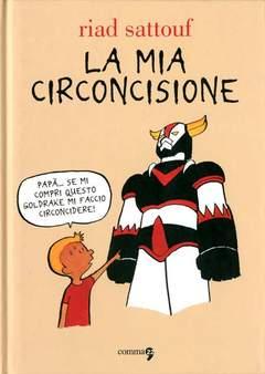 Copertina LA MIA CIRCONCISIONE n. - LA MIA CIRCONCISIONE, COMMA 22