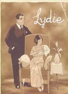 Copertina LYDIE n.0 - LYDIE, COMMA 22