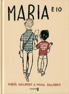 Copertina MARIA E IO n. - MARIA E IO, COMMA 22