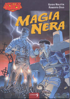 Copertina MISTER NO n.3 - MISTER NO - MAGIA NERA, COMMA 22