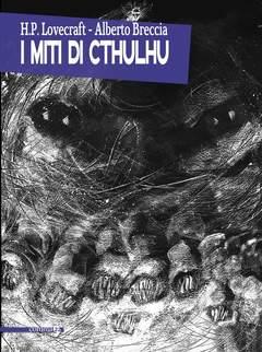 Copertina MITI DI CTHULHU Ristampa n.0 - I MITI DI CTHULHU, COMMA 22