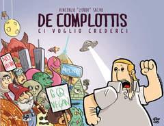 Copertina PopIt - DE COMPLOTTIS n. - DE COMPLOTTIS, COMMA 22