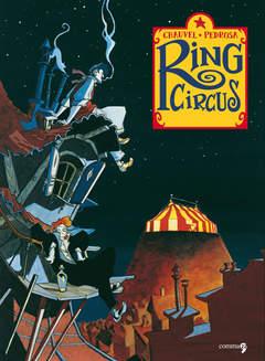 Copertina RING CIRCUS n. - RING CIRCUS, COMMA 22