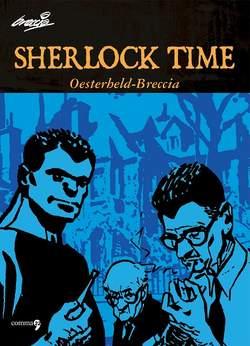 Copertina SHERLOCK TIME n. - SHERLOCK TIME, COMMA 22