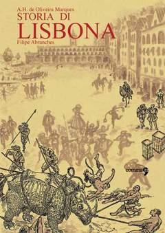 Copertina STORIA DI LISBONA n. - STORIA DI LISBONA, COMMA 22