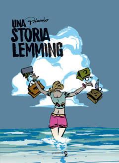 Copertina STORIA LEMMING n. - UNA STORIA LEMMING, COMMA 22
