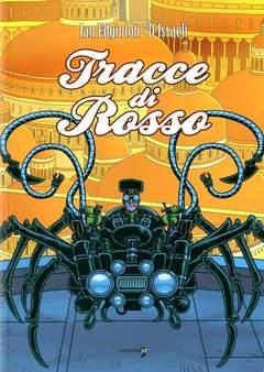 Copertina TRACCE DI ROSSO n. - TRACCE DI ROSSO, COMMA 22
