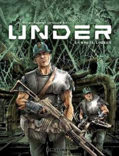 Copertina UNDER n.1 - UNDER, COMMA 22