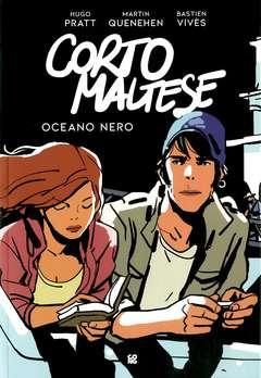 Copertina CORTO MALTESE OCEANO NERO n. - CORTO MALTESE OCEANO NERO, CONG