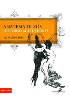 Copertina ANATEMA DI ZOS n.0 - ANATEMA DI ZOS, CONIGLIO EDITORE