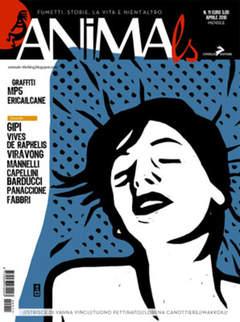 Copertina ANIMALS n.11 - ANIMALS, CONIGLIO EDITORE