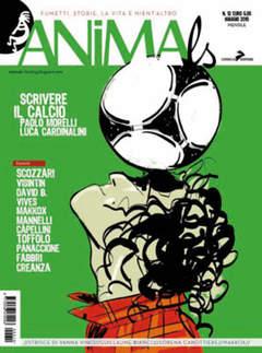 Copertina ANIMALS n.12 - ANIMALS, CONIGLIO EDITORE