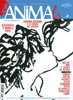 Copertina ANIMALS n.14 - ANIMALS, CONIGLIO EDITORE