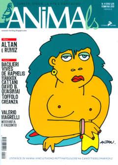 Copertina ANIMALS n.9 - ANIMALS, CONIGLIO EDITORE